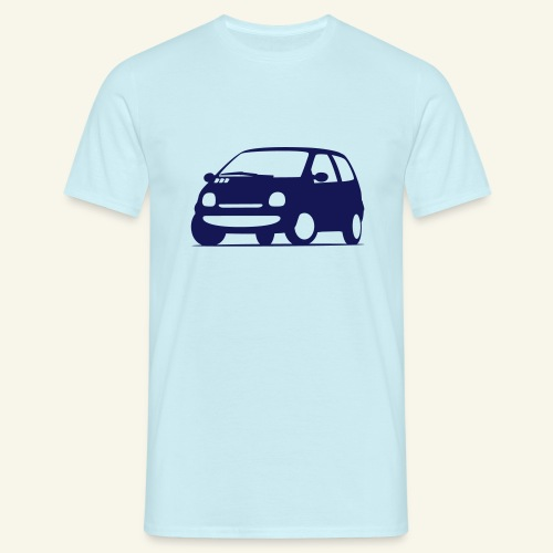 smiling car - T-shirt Homme
