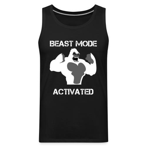 Beast mode tank top - Débardeur Premium Homme