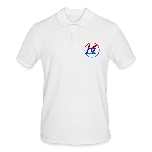 LG Logo Polo Top - Men's Polo Shirt