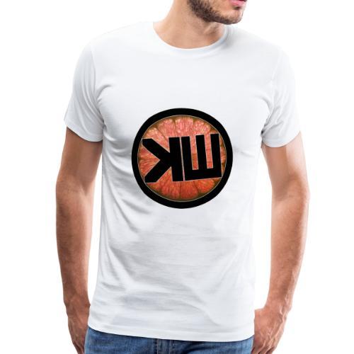 KW040 - T-shirt Premium Homme