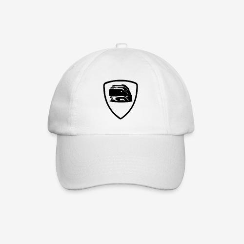 Headwear white cap Team driver - Casquette classique