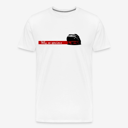 Tshirt H Why So Specious - T-shirt Premium Homme