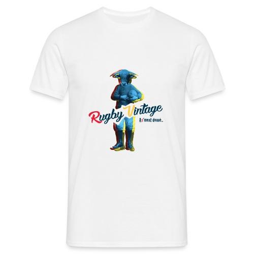 vaca vintage - T-shirt Homme