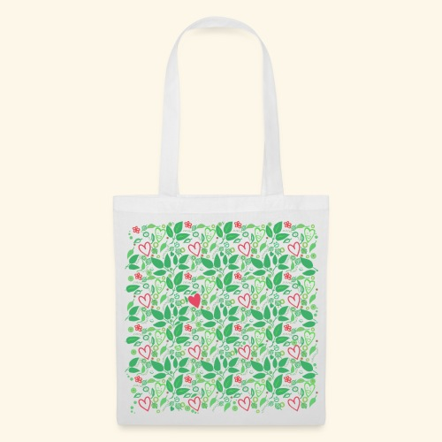 Nature lover cotton bag - Tote Bag