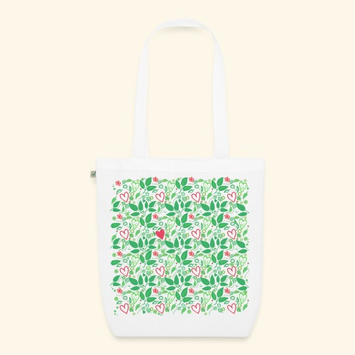 Nature lover eco bag - EarthPositive Tote Bag