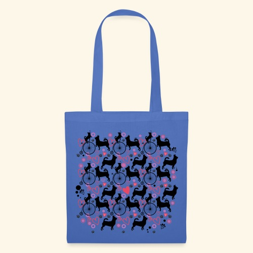 Chihuahua lover cotton bag - Tote Bag