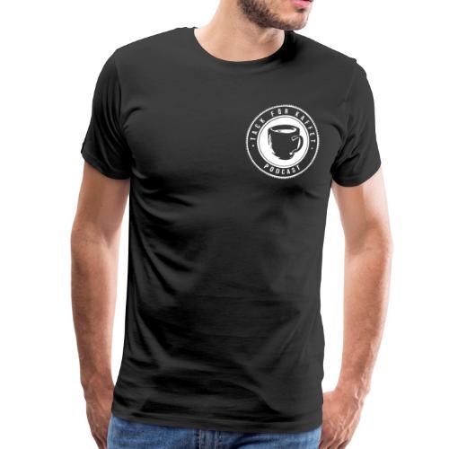Svart Herr TFK (GT Edition) - Premium-T-shirt herr
