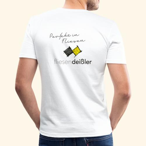 Deissler Slim Fit Shirt - Männer Slim Fit T-Shirt