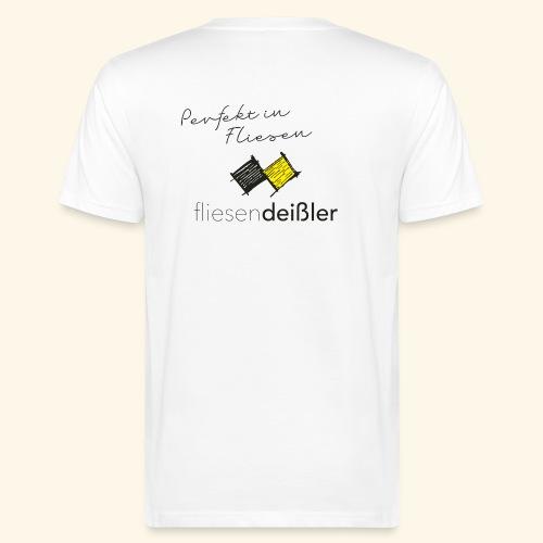 Deissler Bio Shirt - Männer Bio-T-Shirt