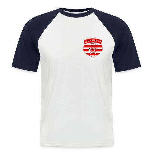 Club Africain - T-shirt baseball manches courtes Homme