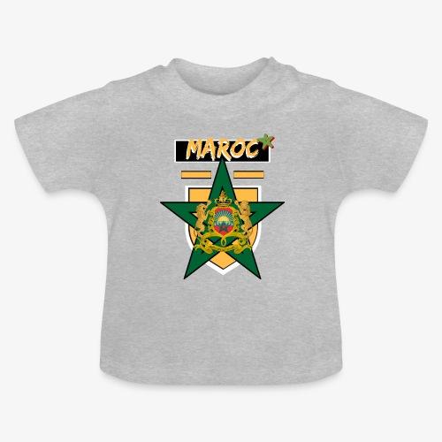 maroc et fier Tee shirts - T-shirt Bébé