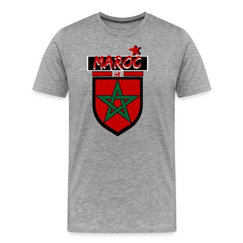 marocain et fier  Tee shirts - T-shirt Premium Homme
