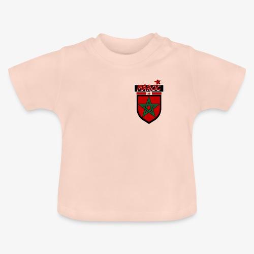 marocain et fier  Tee shirts - T-shirt Bébé