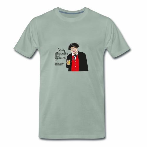 Kerwe Shirt 2018 - Typ 1 - Männer Premium T-Shirt
