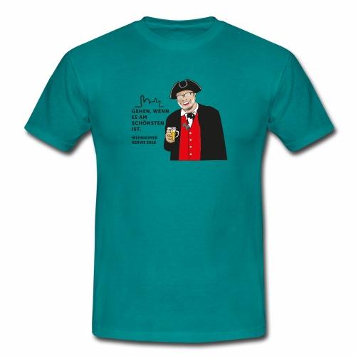 Kerwe Shirt 2018 - Typ 3 - Männer T-Shirt