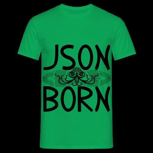 JSON BORN - Men's T-Shirt