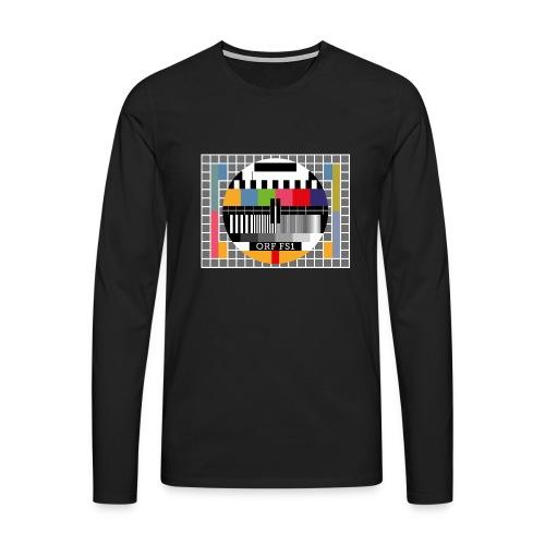 testbild FS1 - Men's Premium Longsleeve Shirt