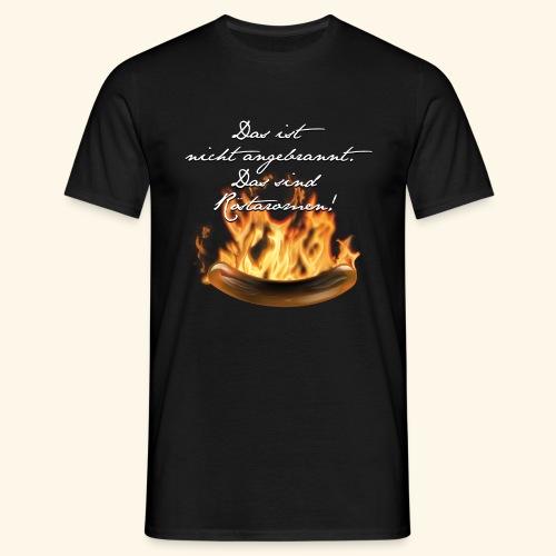 lustiges Grill-T-Shirt Röstaromen - Männer T-Shirt