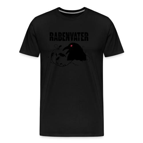 Rabenvater - Männer Premium T-Shirt