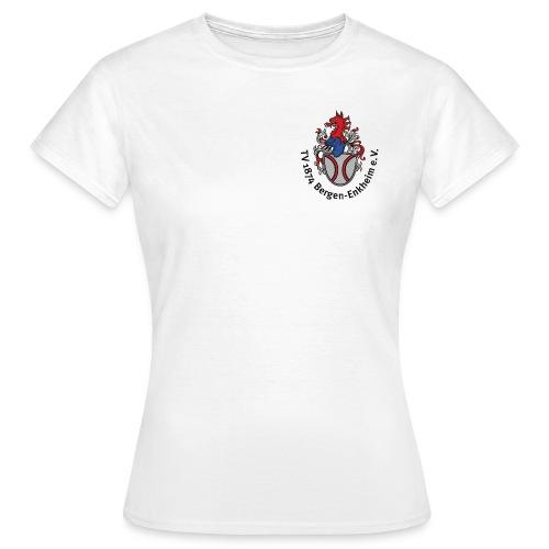 T-Shirt Frauen weiss - Frauen T-Shirt
