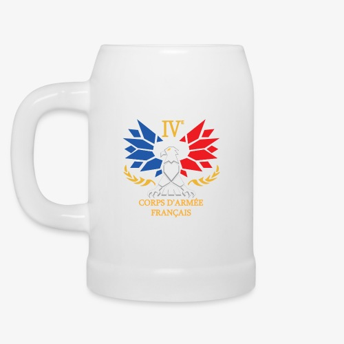 Chope IVe Corps - Chope en céramique