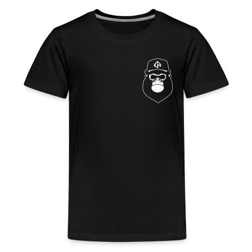 Black/White - Flawless (Teens) - Teenager Premium T-Shirt