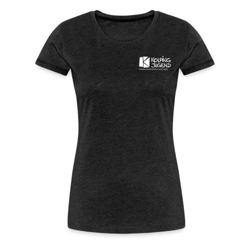 Frauen T-Shirt DV MuF Logo doppelt ohne Textfeld - Frauen Premium T-Shirt