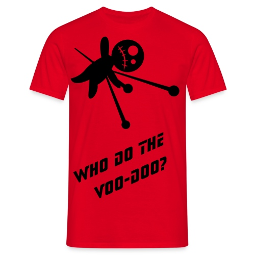 Voo-doo T-shirt - Men's T-Shirt