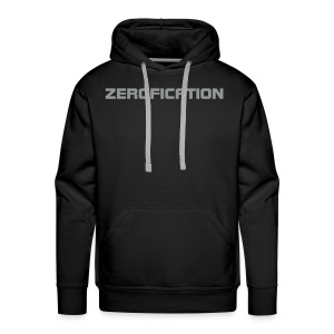 Zerofication War Wont Help - Men's Premium Hoodie