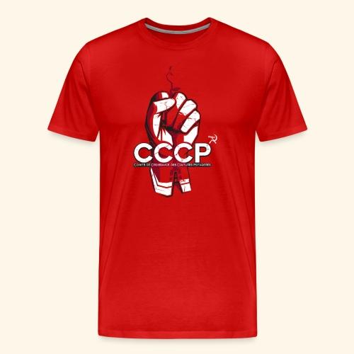 T-shirt Premium Homme - Pour les amoureux du jardinage !