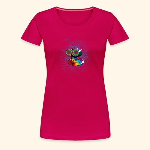 Fl'high - T-shirt Premium Femme