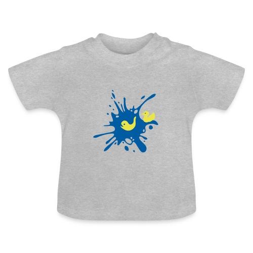 Fisch und Ente - Baby T-Shirt