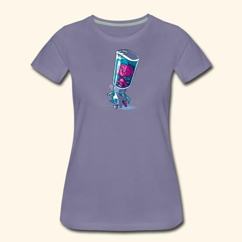 Lobotomix - T-shirt Premium Femme