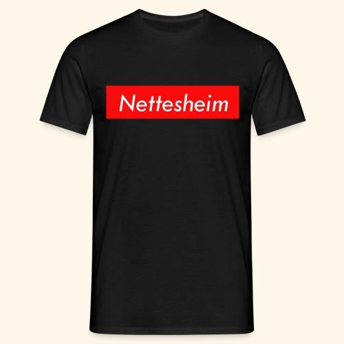 Nettesheim (schwarz) - Männer T-Shirt