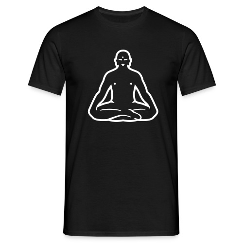 Buddha T-shirt - Men's T-Shirt