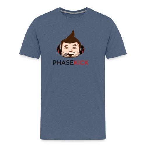 phasekick Herre T-shirt - Herre premium T-shirt