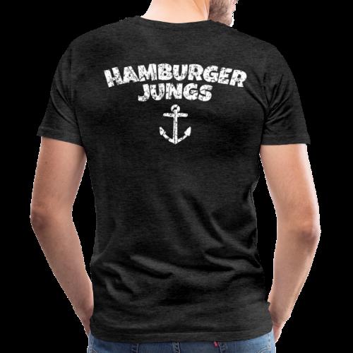 Hamburger Jungs Hamburg Premium T-Shirt - Männer Premium T-Shirt