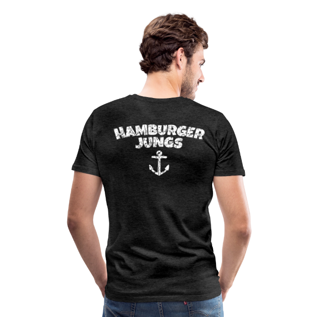Hamburger Jungs Hamburg Premium T-Shirt