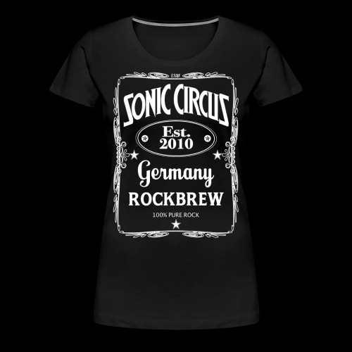 SONIC CIRCUS Rockbrew Shirt Women - Frauen Premium T-Shirt