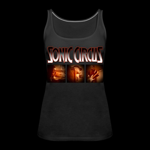 SONIC CIRCUS You Will Not Forget My Name Top - Frauen Premium Tank Top