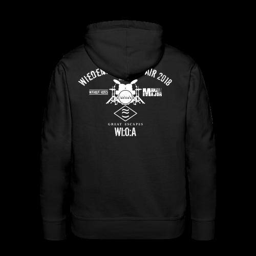 Wi:O:A Hoodie - Männer Premium Hoodie