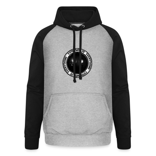 NEW Extreme Is Everything Records Unisex Hoodie - Unisex Baseball Hoodie