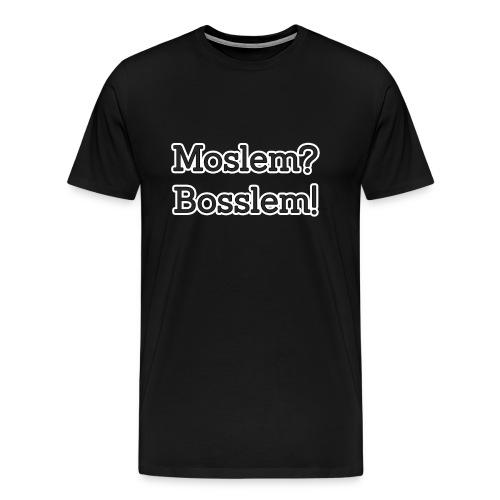 Bosslem - Männer Premium T-Shirt