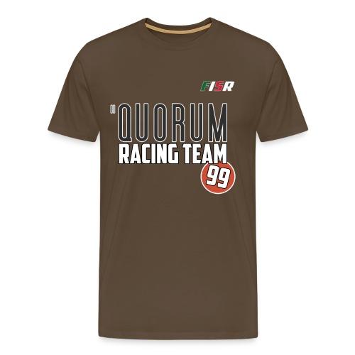 Il Quorum Team - T-Shirt - Maglietta Premium da uomo