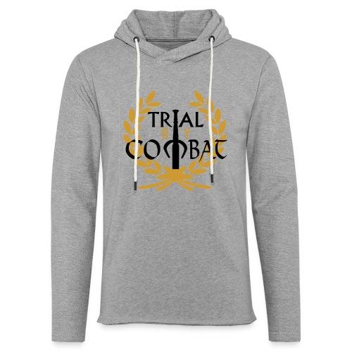 Trial by Combat: Premium Hoodie - Light Unisex Sweatshirt Hoodie