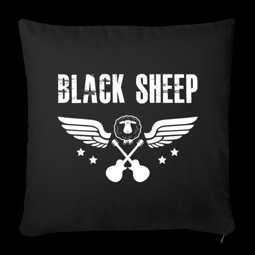 Black Sheep Sleep - Kissenbezug - Sofakissenbezug 44 x 44 cm