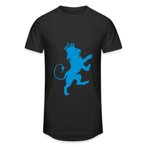 Urban lang T-skjorte for menn