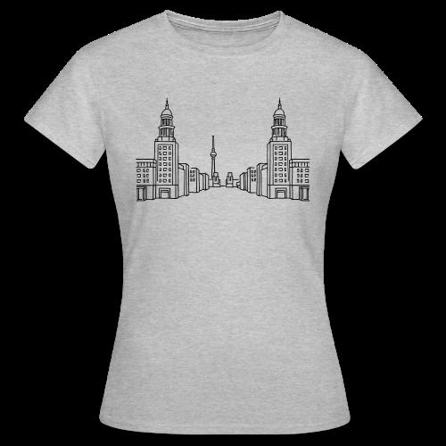 Frankfurter Tor Berlin - Frauen T-Shirt