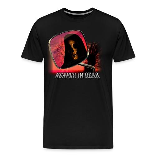 Reaper In Rear MENS - Men's Premium T-Shirt