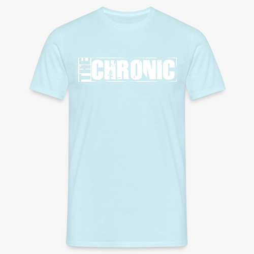 T-Shirt THE CHRONIC written - Maglietta da uomo